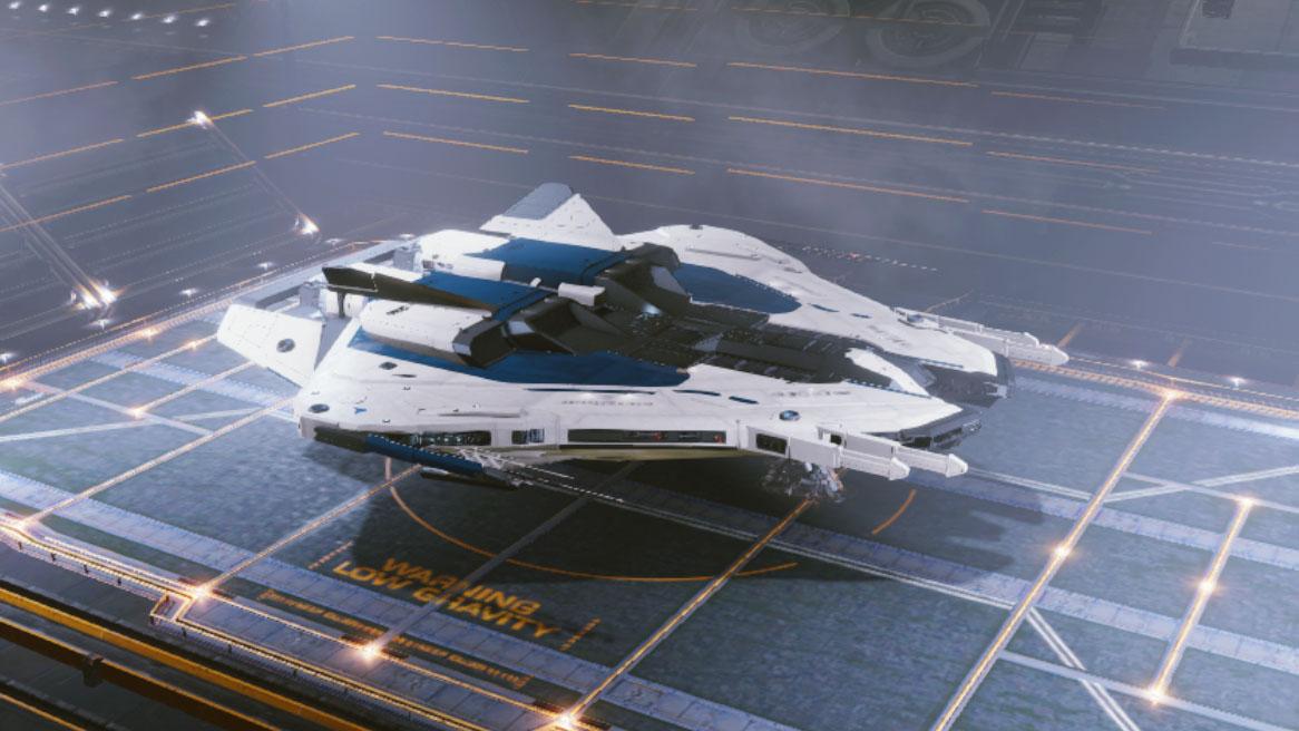 My Exploration Ships